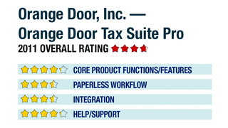 Review of Orange Door Tax Suite Pro - 2011