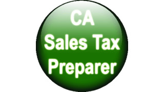 California Sales Tax Preparer