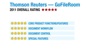 Review of GoFileRoom CS - 2011