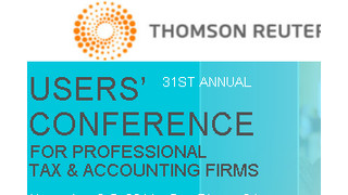 Thomson Reuters 31st Annual Users' Conference to Kick Off November 2