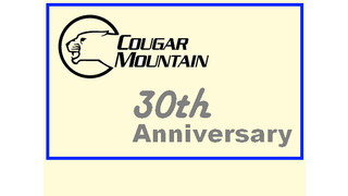 Cougar Mountain Software Celebrates 30th Anniversary