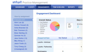 Intuit introduces new web-based practice management system for accounting firms