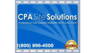2013 Review of CPA Site Solutions