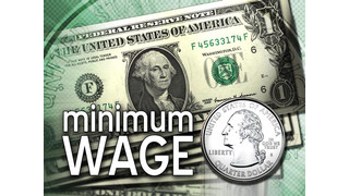 Minimum Wage in New Jersey Set to Rise by 13 Cents