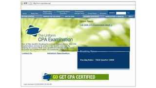 AICPA Accepting Suggestions on Next Version of CPA Exam
