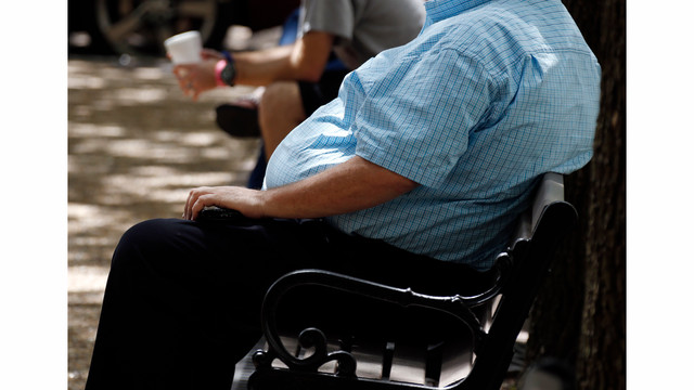 U.S. Study Says Americans Are Fat