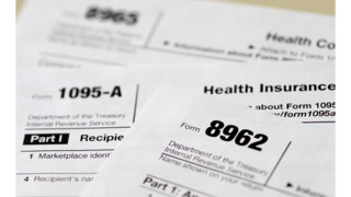 Preparing Taxes Gets Tougher this Year with New Health-Related Forms